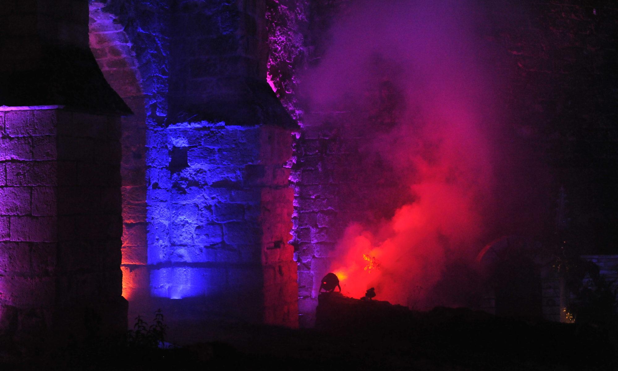 Arches du décor